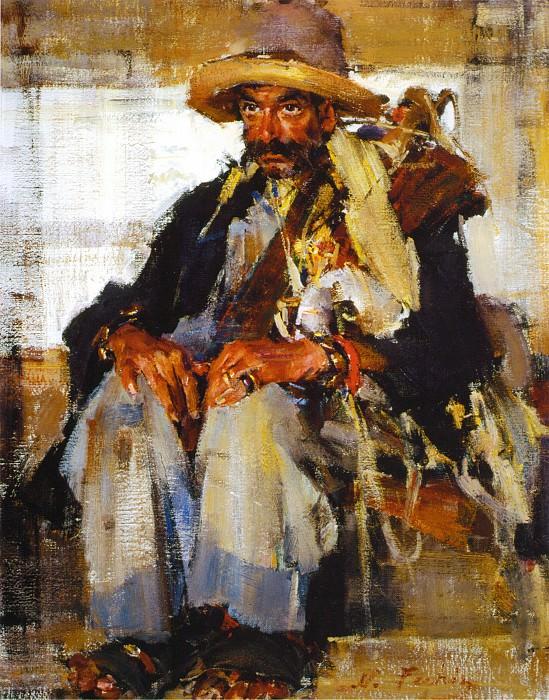 Эль Каргадор (После 1936). Николай Иванович Фешин
