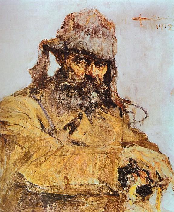 Портрет моего отца (1912). Николай Иванович Фешин