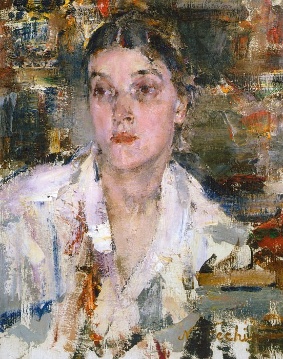 Александра (1927—1933) 2. Nikolay Feshin