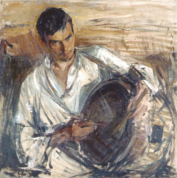 Барабанщик (1908). Nikolay Feshin
