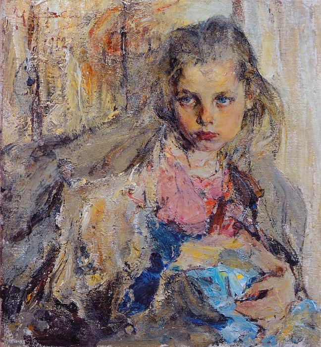 Катенька (1912). Николай Иванович Фешин