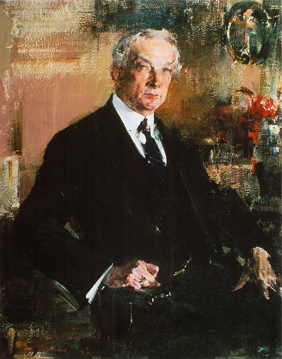 Уолтер Л.Кларк (1923-1926). Николай Иванович Фешин