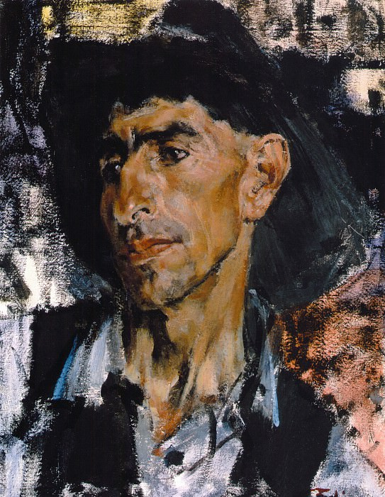 Мексиканский ковбой (1934—1955). Nikolay Feshin