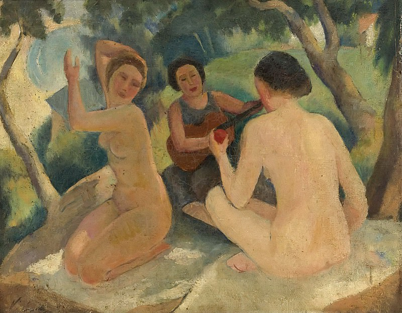 Afternoon in the country. Vera Rockline