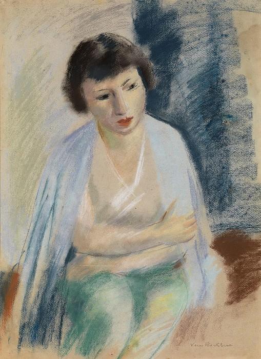 Self-Portrait. Vera Rockline