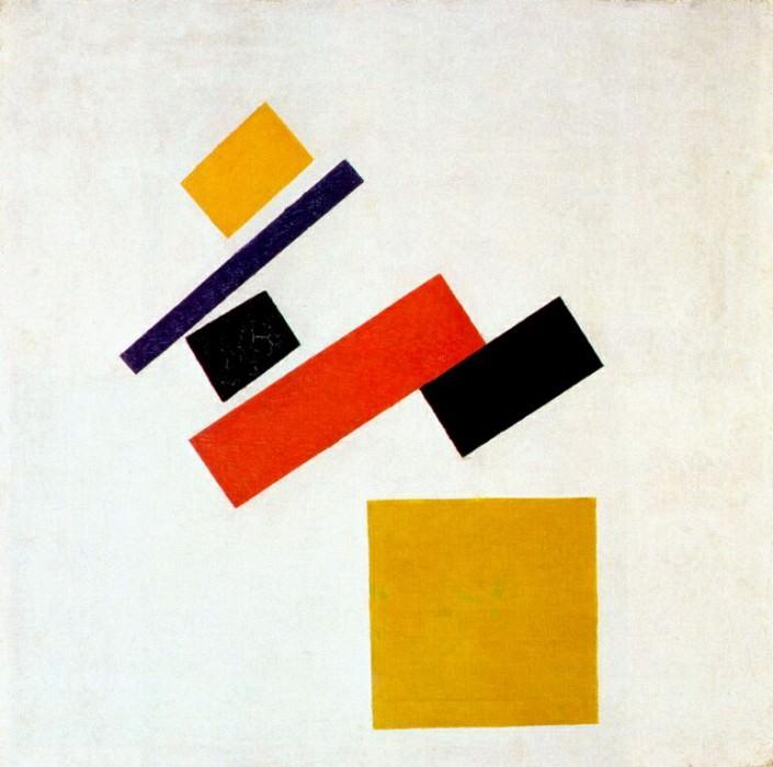 malevich suprematism 1915. Kazimir Malevich