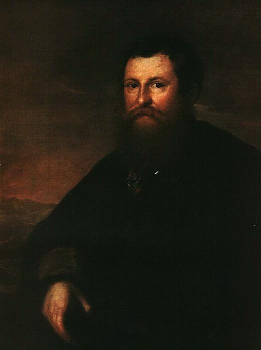 Портрет А. П. Сапожникова. 1826. Vasily Tropinin