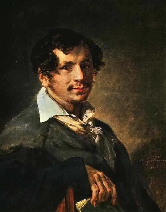 Портрет Булакова. 1823. Василий Андреевич Тропинин