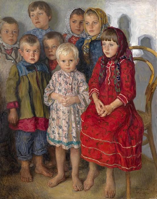 Admissions day. Nikolai Petrovich Bogdanov-Belsky