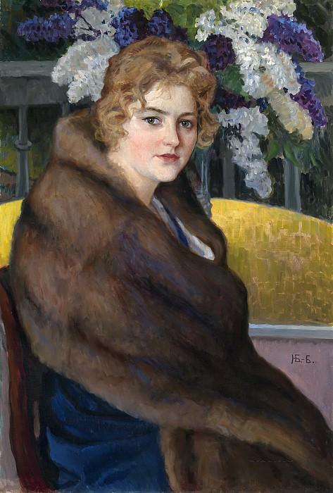 Maria Emelianova. Nikolai Petrovich Bogdanov-Belsky