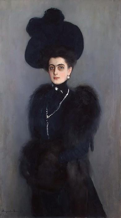 М.П. Абамелек-Лазарева. Николай Петрович Богданов-Бельский
