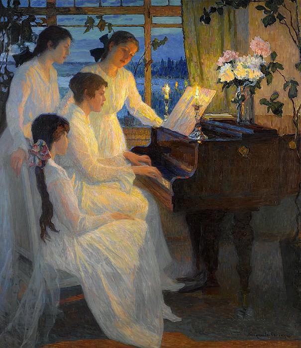 Symphony. Nikolai Petrovich Bogdanov-Belsky