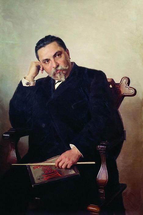 V. Safonov. Nikolai Bodarevski