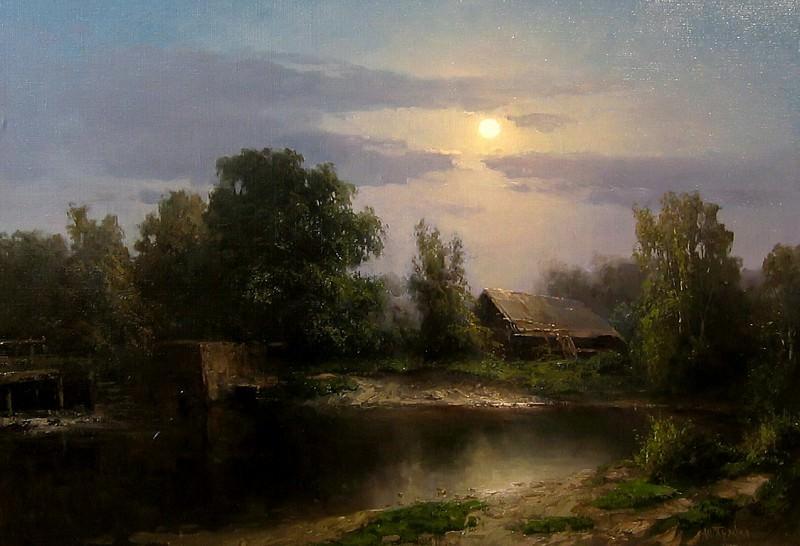 Вечер из детства. Yuri Pryadko