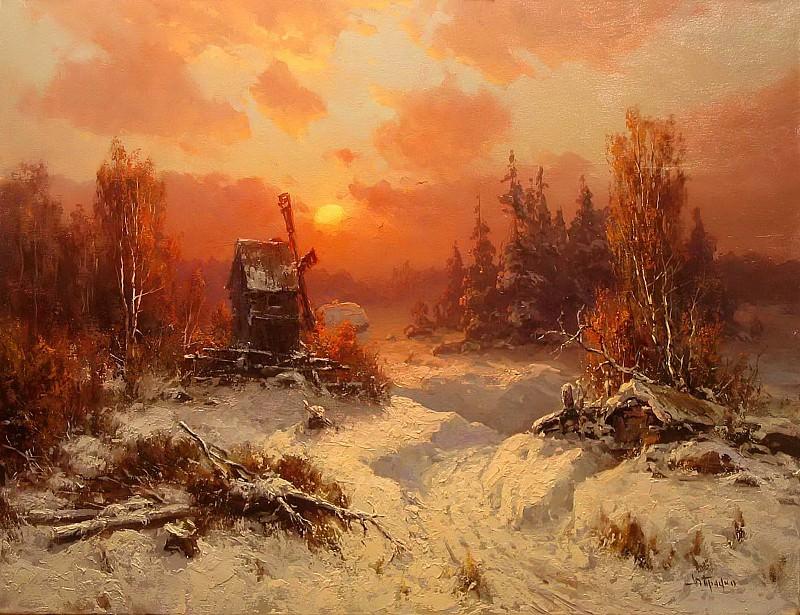 Рождественская сказка. Yuri Pryadko