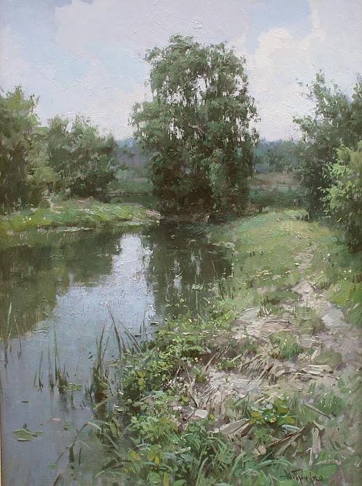 Этюд. Yuri Pryadko