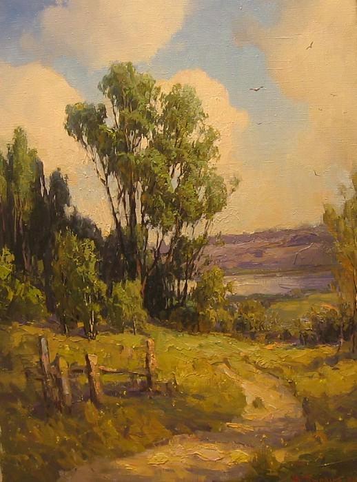 Этюд за Пирогово. Yuri Pryadko
