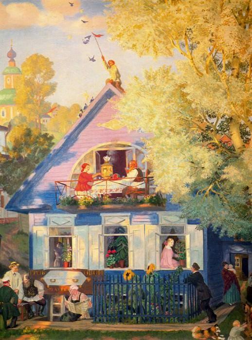 #43764. Boris Kustodiev
