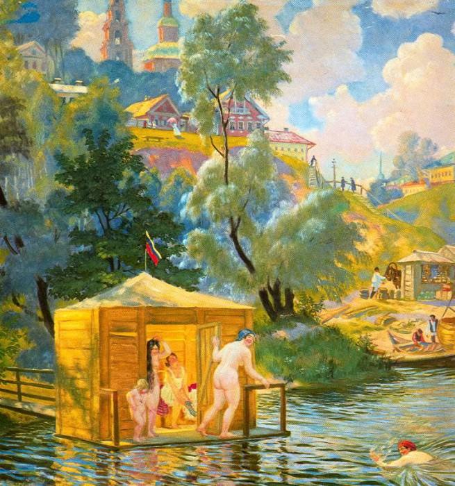 #43777. Boris Kustodiev