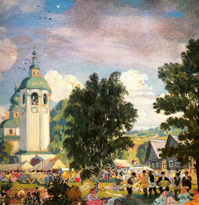 #43765. Boris Kustodiev