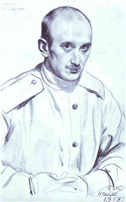 #22895. Boris Kustodiev