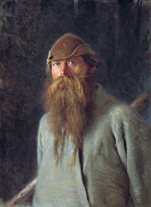 Полесовщик. Иван Николаевич Крамской