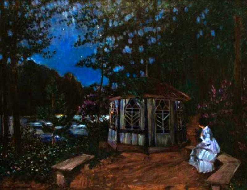 Ночь. 1900-е. Sergey Vinogradov