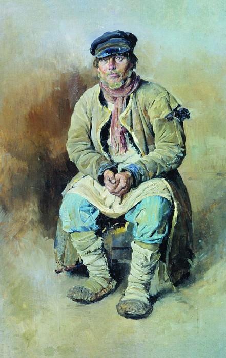 Поденщик. 1897. Sergey Vinogradov