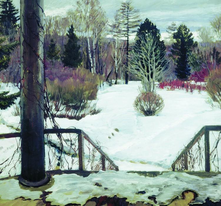 Весна идет. 1911. Сергей Арсеньевич Виноградов