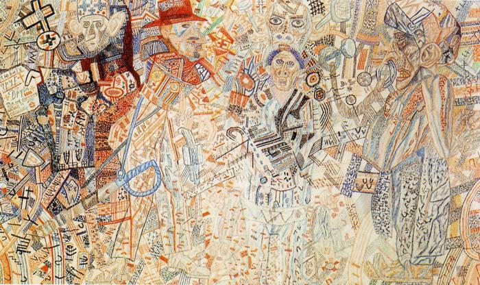 #15108. Павел Филонов