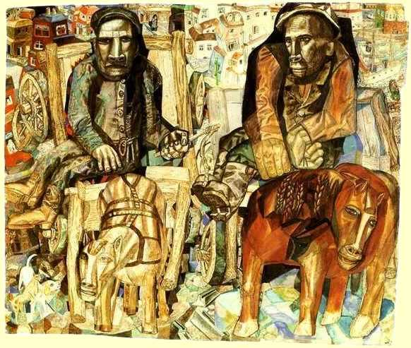 #15145. Pavel Filonov