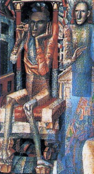 #15078. Pavel Filonov