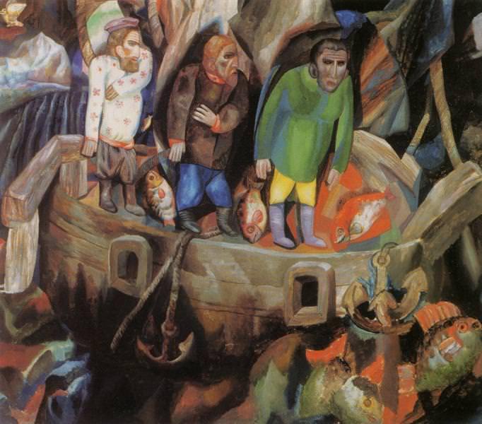 #15107. Павел Филонов