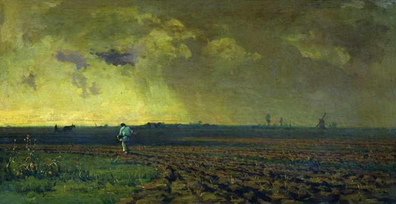 Посев. 1874. Vladimir Orlovsky