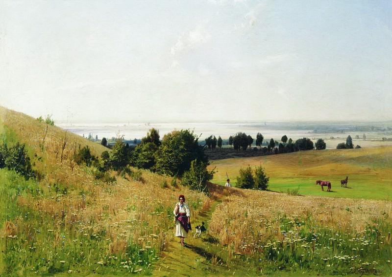 Малороссийский пейзаж. Vladimir Orlovsky