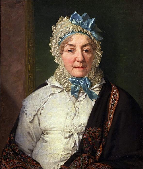Portrait of Ekaterina Alexandrovna Arkharova. Vladimir Borovikovsky