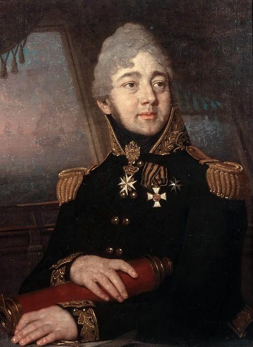 Evgeny Boratynsky. Vladimir Borovikovsky