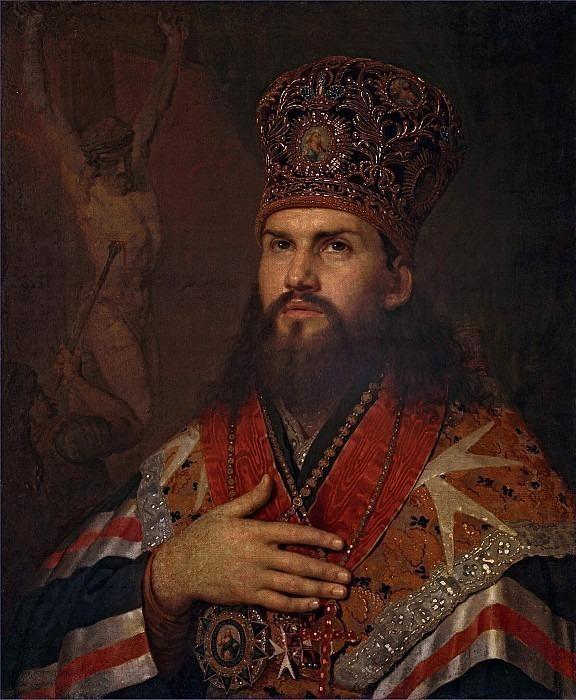 Портрет Михаила Десницкого. Владимир Лукич Боровиковский