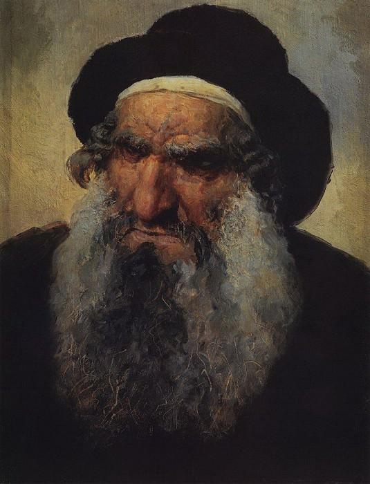 Тивериадский еврей. 1882. Василий Дмитриевич Поленов