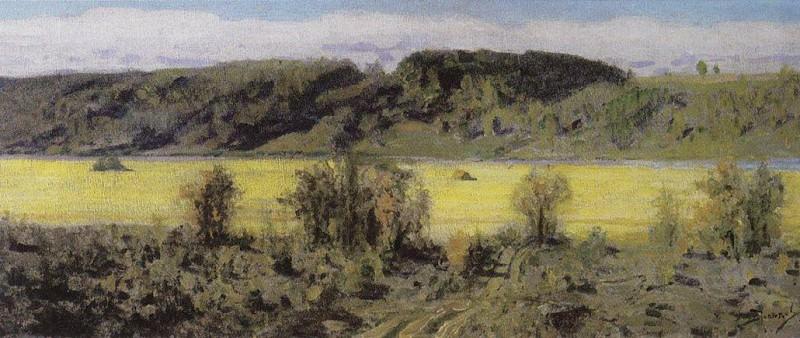 Долина реки. 1900. Vasily Polenov