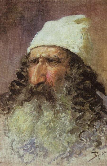Голова фарисея. 1884. Vasily Polenov