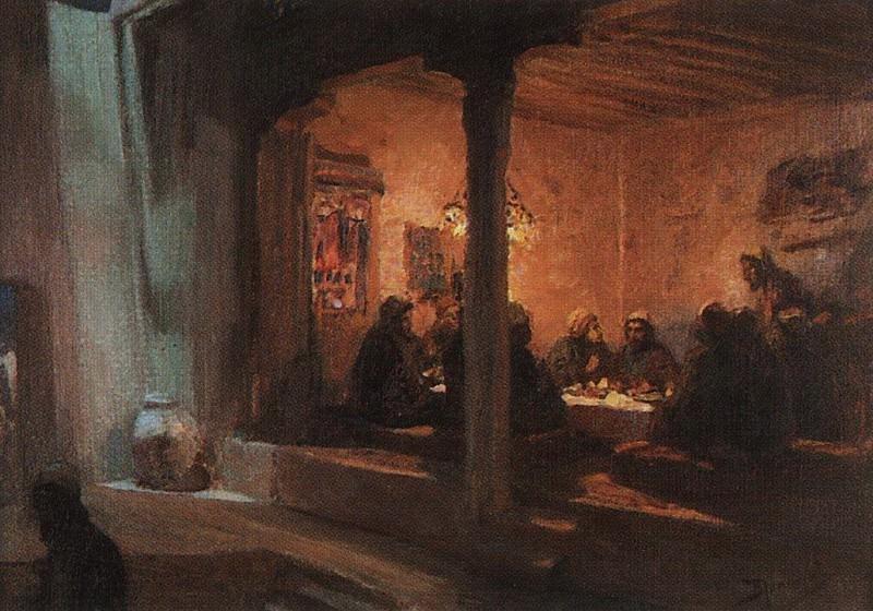 Тайная вечеря. Vasily Polenov