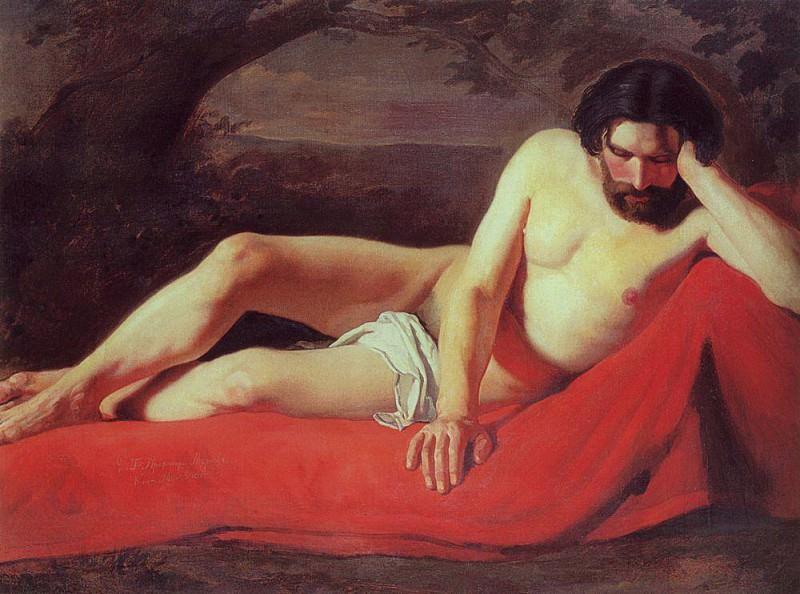 Portrait 58. Konstantin Makovsky