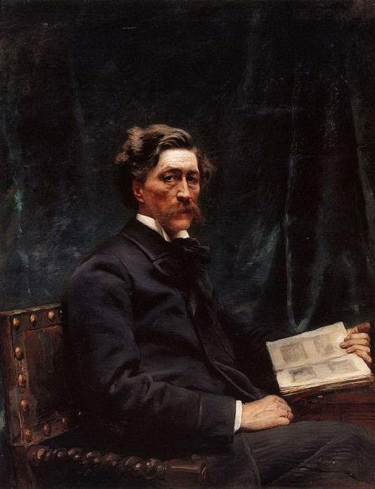 S.N. Hudekov. Konstantin Makovsky