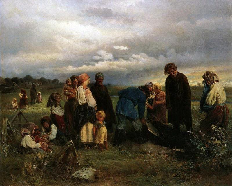 Genre Scene 23. Konstantin Makovsky