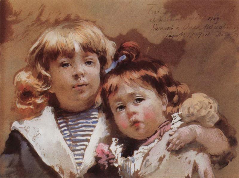 Portrait 112. Константин Егорович Маковский
