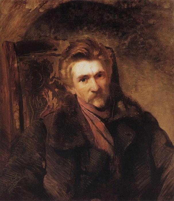 Portrait 145. Konstantin Makovsky