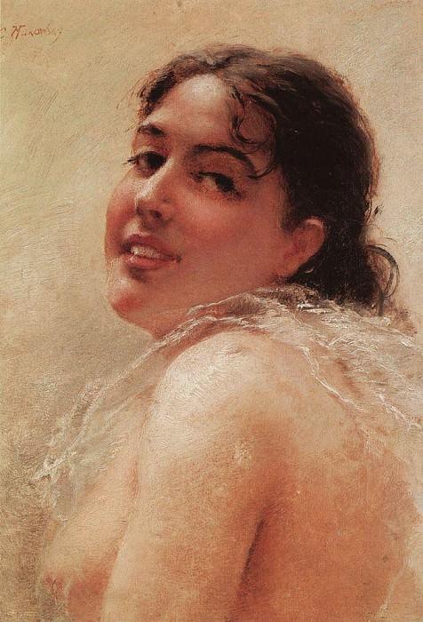 Portrait 39. Konstantin Makovsky