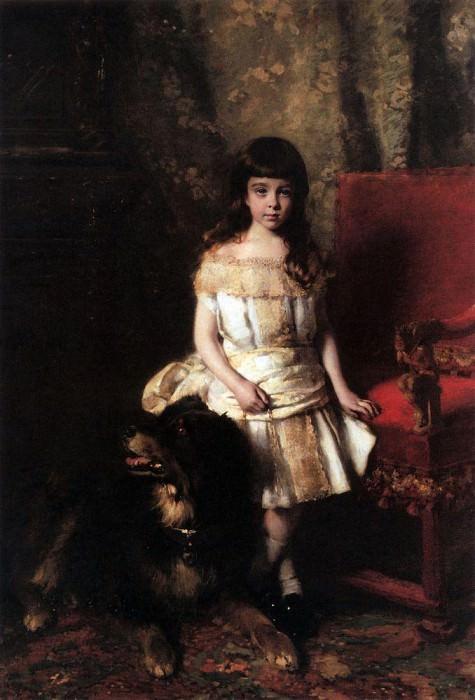 Portrait 87. Константин Егорович Маковский