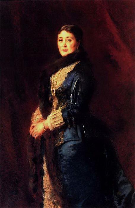 Countess Orlova-Davydova. Konstantin Makovsky